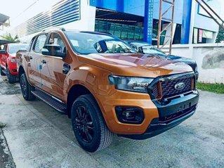 Cần bán Ford Ranger đời 2021, xe nhập, màu cam