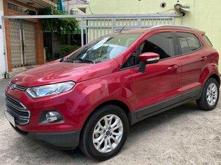 Cần bán gấp Ford EcoSport năm 2016, màu đỏ chính chủ