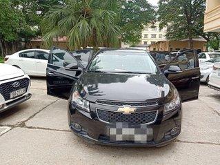 Bán ô tô Chevrolet Cruze năm sản xuất 2014, màu đen chính chủ