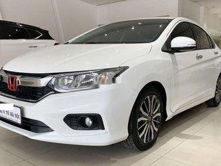 Xe Honda City 2017, màu trắng còn mới, 450tr