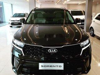 Bán Kia Sorento 2021, màu đen, giao xe nhanh