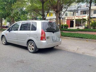 Cần bán lại xe Mazda Premacy sản xuất 2003, màu bạc