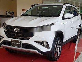 Bán Toyota Rush 2020, màu trắng, xe nhập