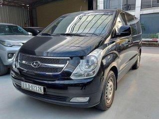 Bán xe Hyundai Starex đời 2015, màu đen, nhập khẩu chính chủ