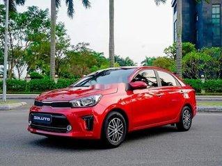 Bán Kia Soluto sản xuất năm 2020, màu đỏ, xe nhập, 429 triệu