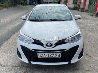 Xe Toyota Vios đời 2019, màu trắng số sàn