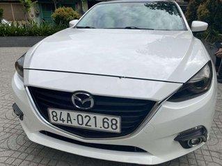 Xe Mazda 3 năm 2016, màu trắng còn mới, 505 triệu