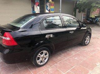 Cần bán Chevrolet Aveo năm 2017, màu đen, giá chỉ 320 triệu