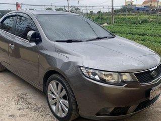 Cần bán lại xe Kia Cerato sản xuất năm 2010, màu xám, xe nhập chính chủ
