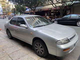 Bán ô tô Nissan Bluebird 1993, màu bạc, nhập khẩu