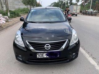 Xe Nissan Sunny năm sản xuất 2013, màu đen chính chủ