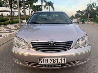 Cần bán Toyota Camry năm sản xuất 2002, 245tr