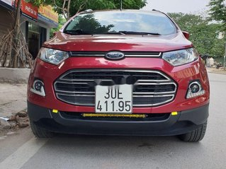 Cần bán gấp Ford EcoSport 2017, màu đỏ chính chủ