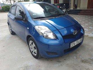Bán xe Toyota Yaris 2010, màu xanh lam, xe nhập, giá tốt