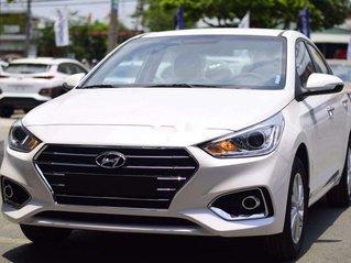 Bán Hyundai Accent đời 2020, màu trắng giá cạnh tranh