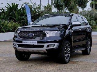 Bán xe Ford Everest sản xuất năm 2020, màu đen