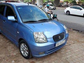 Bán Kia Morning năm 2005, xe nhập còn mới, màu xanh
