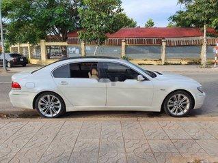 Cần bán gấp BMW 7 Series 750Li sản xuất năm 2006, màu trắng, xe nhập