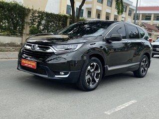 Bán Honda CR V 2018, màu đen, xe nhập, giá 888tr