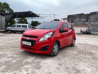 Bán Chevrolet Spark sản xuất 2016, màu đỏ, xe nhập còn mới