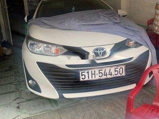 Bán xe Toyota Vios năm 2019, màu trắng, nhập khẩu