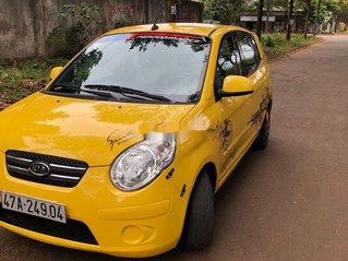 Cần bán lại xe Kia Morning năm 2012, màu vàng chính chủ