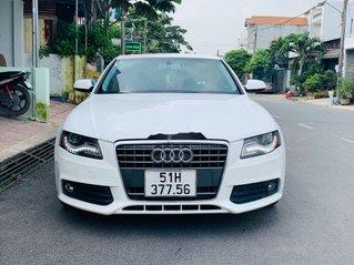 Bán Audi A4 năm sản xuất 2009, màu trắng, nhập khẩu nguyên chiếc còn mới