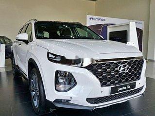 Cần bán Hyundai Santa Fe 2020, màu trắng