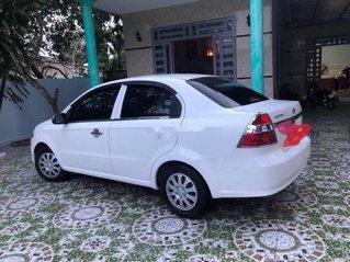 Bán Daewoo Gentra sản xuất 2007, màu trắng, nhập khẩu