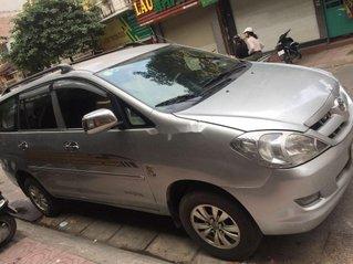 Cần bán Toyota Innova 2007, màu bạc chính chủ, 172 triệu