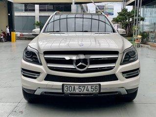 Cần bán Mercedes GL 400 sản xuất năm 2014, màu trắng, nhập khẩu
