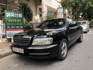 Bán ô tô Hyundai Centennial đời 2007, màu đen, nhập khẩu