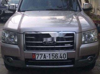 Cần bán Ford Everest sản xuất 2009, nhập khẩu nguyên chiếc, số tự động