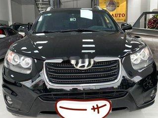 Cần bán Hyundai Santa Fe sản xuất năm 2011, xe nhập, số tự động