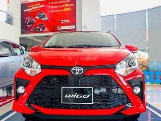 [HOT] Toyota Wigo ngập tràn ưu đãi - Ring xe ngay chỉ với 52 triệu đồng