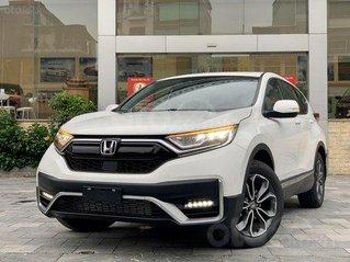 Honda CR-V 2020 giảm 100% thuế trước bạ + Khuyến mãi cực hấp dẫn, xe đủ màu giao ngay