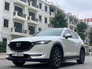 Cần bán gấp với giá ưu đãi nhất chiếc Mazda CX5 2.0 sx 2018 màu trắng