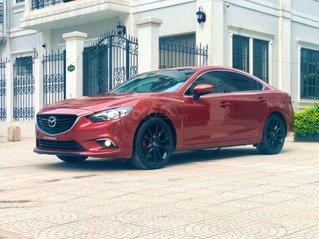 Cần bán gấp chiếc Mazda6 2.5 sản xuất 2014 màu đỏ cực đẹp