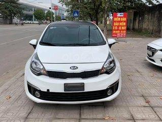 Cần bán xe Kia Rio AT SX 2015 nhập khẩu, màu trắng