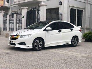 Hỗ trợ mua xe giá thấp với chiếc Honda City bản CVT đời 2016