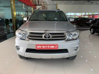 Cần bán xe Toyota Fortuner 2.7V AT 4x4 - 2010
