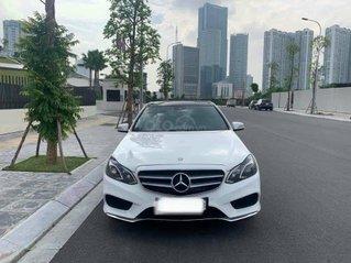 Hỗ trợ mua xe giá thấp với chiếc Mercedes-Benz E400 AMG đời 2014