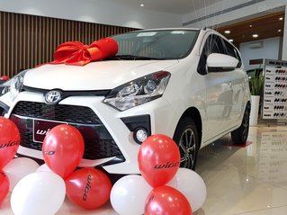 Bán Toyota Wigo 1.2 AT 2020 trả trước 110 triệu giao ngay
