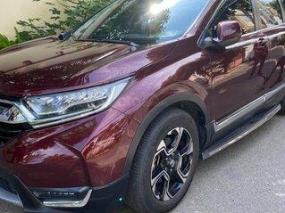 Cần bán Honda CRV L model 2019 màu đỏ mận, giá tốt