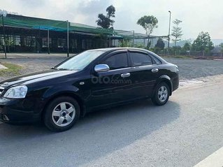 Cần bán lại xe Daewoo Lacetti 2011, màu đen chính chủ, giá 195tr