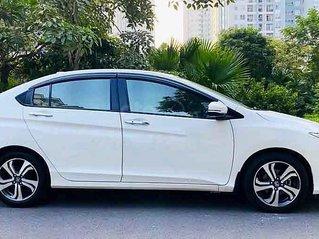 Bán Honda City sản xuất 2016, màu trắng, số tự động