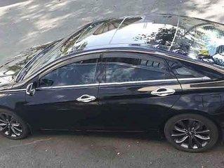 Xe Hyundai Sonata sản xuất năm 2011, màu đen, nhập khẩu nguyên chiếc xe gia đình