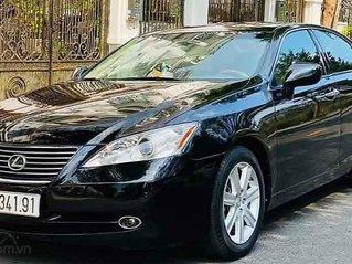 Bán Lexus ES 350 năm sản xuất 2006, màu đen, nhập khẩu số tự động