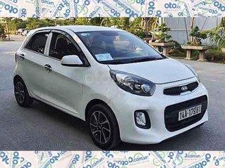 Cần bán xe Kia Morning sản xuất 2016, màu bạc