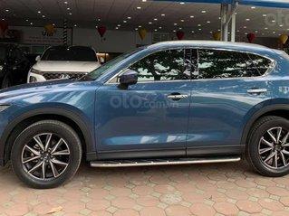 Cần bán xe Mazda Cx5 2.0 SX 2018 màu xanh